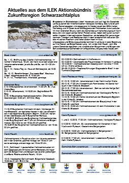 Mitteilungsblatt Dezember 2018 Leinburg mit Veranstaltungskalender
